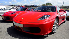 Ferrari F430 Royalty Free Stock Image