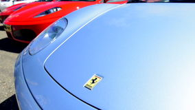 Ferrari F430 Stock Photos