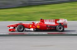 Ferrari F1 Photographie stock