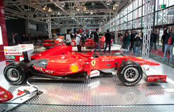 Ferrari F1 Royalty Free Stock Images