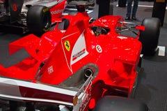 Ferrari F1 2011 Imagem de Stock Royalty Free
