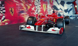 Ferrari F1 photo stock