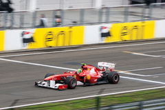 Ferrari F1 Royalty Free Stock Photography