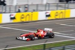 Ferrari F1 Стоковая Фотография RF