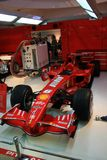 Ferrari F1 race car Stock Image