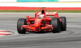 Ferrari f200 marlboro scuderia Obraz Stock