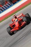 Ferrari f200 marlboro scuderia Obraz Royalty Free