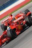Ferrari f200 marlboro scuderia Fotografia Stock