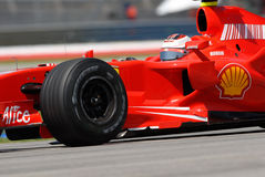 Ferrari f200 marlboro scuderia Obrazy Stock