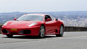 FERRARI F430 (2009) Stock Photos