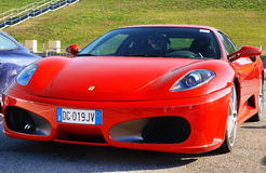 Ferrari F430 Royalty Free Stock Photo
