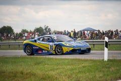 Ferrari F430 Lizenzfreie Stockfotos