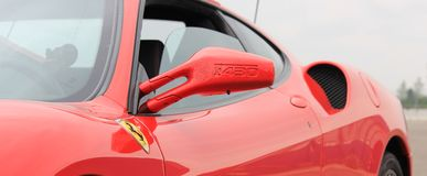 Ferrari F430 Royalty Free Stock Images