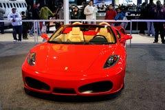 Ferrari F430 Fotografia Stock Libera da Diritti
