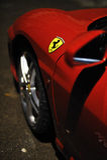 Ferrari F430 logo Royalty Free Stock Image