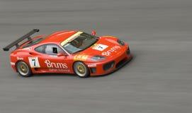 Ferrari f430 strzałów panning najlepszy widok Obrazy Royalty Free