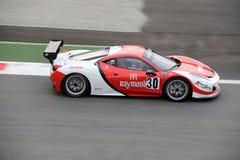 Ferrari 458 Royalty Free Stock Photography