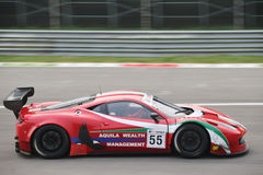 Ferrari 458 Stock Photography