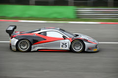 Ferrari 458 Royalty Free Stock Photos