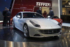 Ferrari FF Royalty Free Stock Photography