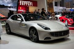 Ferrari FF 2014 Royalty Free Stock Photography