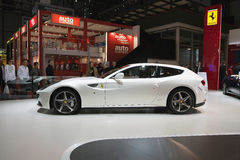 Ferrari FF Lizenzfreie Stockbilder