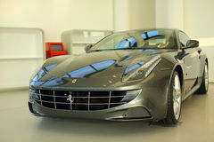 The Ferrari FF Royalty Free Stock Photo