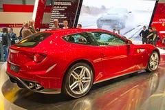 Ferrari FF fotografia de stock
