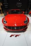 Ferrari ff front Royalty Free Stock Photo
