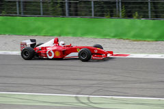 Ferrari formula one f2004 Royalty Free Stock Image