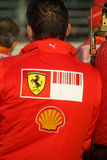 Ferrari Formula One Team royalty free stock image