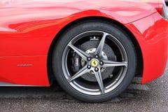 Ferrari Royalty Free Stock Images