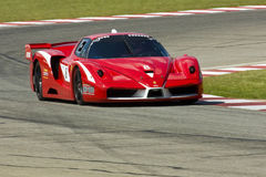 Ferrari FXX royalty free stock images