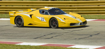 Ferrari FXX Stock Photo