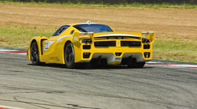 Ferrari FXX. Stock Photos