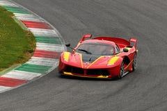 Ferrari FXX K Test al Mugello 2016 Stock Photography