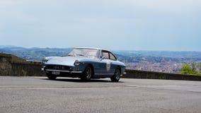 FERRARI 330 GT 2+2 (1967) Foto de Stock Royalty Free