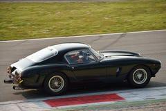Ferrari 250 GT Berlinetta SWB test 2016 at Monza Royalty Free Stock Image