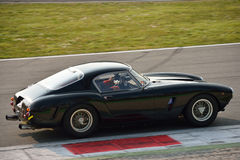Ferrari 250 GT Berlinetta SWB test 2016 przy Monza Obraz Royalty Free