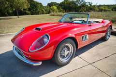 Ferrari 1962 250 GT Califórnia Spyder Fotografia de Stock Royalty Free
