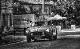 FERRARI 250 GT COUPÃ ‰ 1956 Obrazy Stock