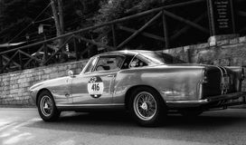 FERRARI 250 GT COUPÃ ‰ 1956 Zdjęcie Royalty Free