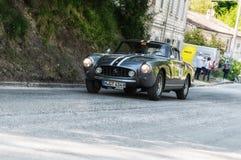 FERRARI 250 GT COUPÃ ‰ 1956 Obrazy Royalty Free