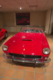 Ferrari 250 GT 1963. At display in Monaco Top Cars Collection, Monaco. The cars were the personal collection of Prince Rainier III of Monaco (1923-2005), and Stock Photography