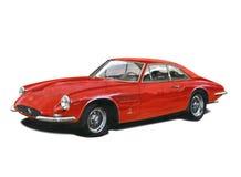 Ferrari 365GT Stock Images