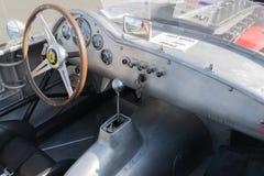 Ferrari 250 GT instrumentbräda Royaltyfria Bilder