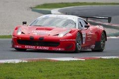 Ferrari 458 GT3.  International GT Open Stock Photos