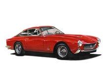 Ferrari 250GT Lusso Stock Image