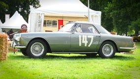 Ferrari 250 GT Pininfarina Coupe classic 1950s Italian sports car stock video footage