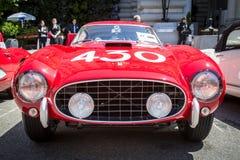 Ferrari 1957 250 GT TdF Arkivbild